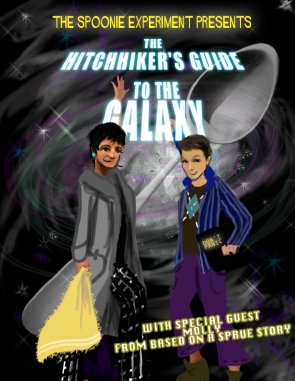 the hitchhiker's guide to the galaxy review spoonie experiment
