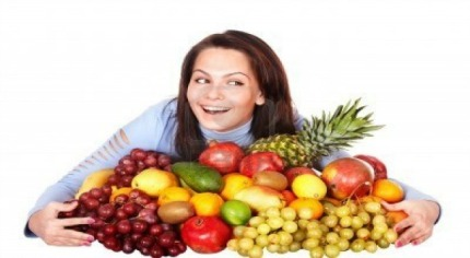 Eating more fruits, veggies can make young people happy, energetic