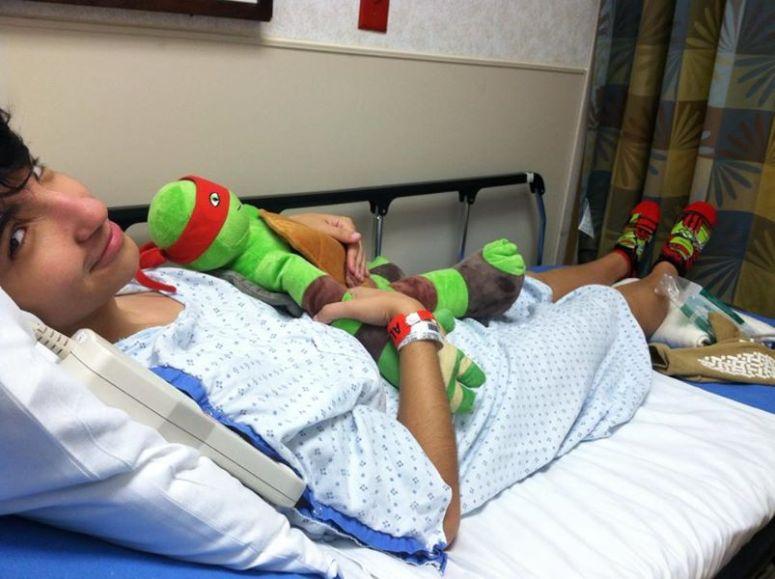 ninja turtles surgery