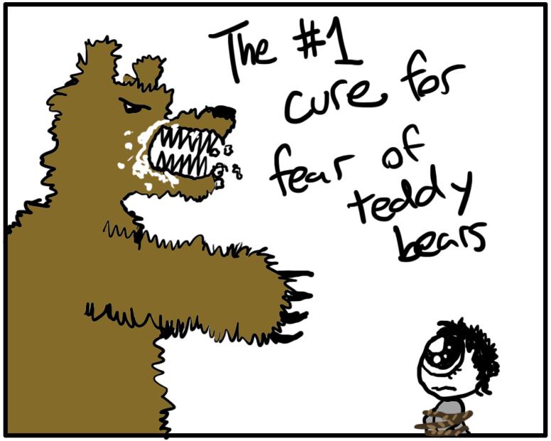 cure anxiety fear