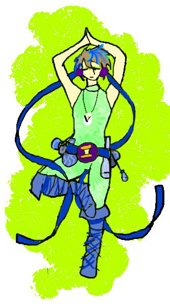 genie bottled time super hero