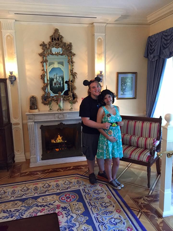 Disney Dream Suite Disneyland