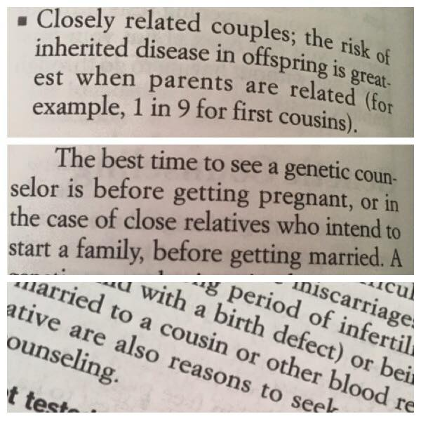 incest what to expect when youre expecting pregnancy cousins