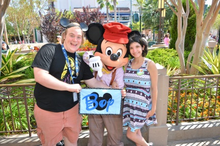 disneyland gender guessing game baby shower mickey mouse
